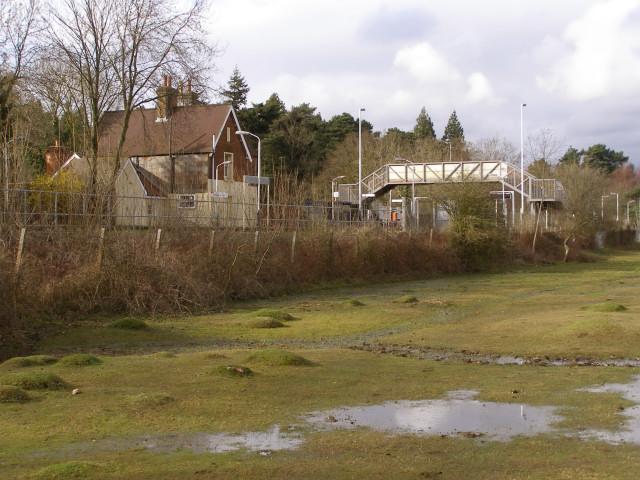 Ashurst (New Forest) railway station