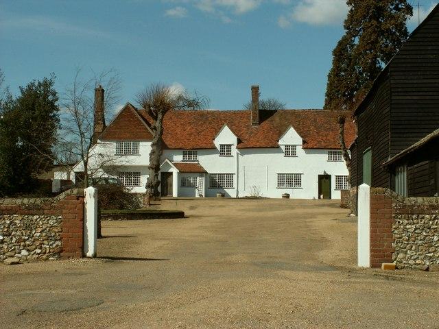 Pledgdon Hall, near Henham, Essex