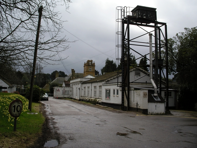 Mount Hospital, Bishopstoke