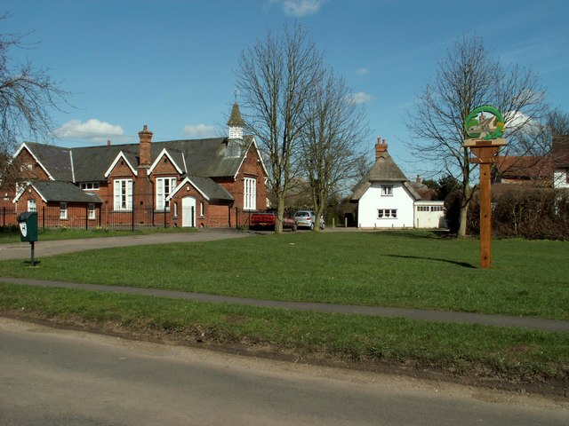 Village Green, Henham, Essex