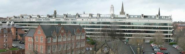 E C Stoner Building, University of Leeds