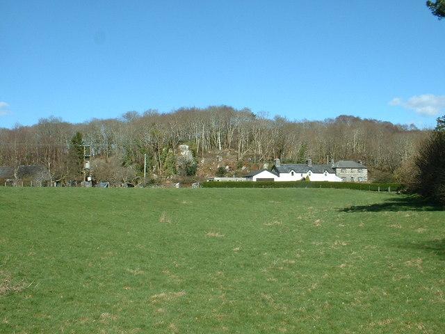 Farm near Llanbedr