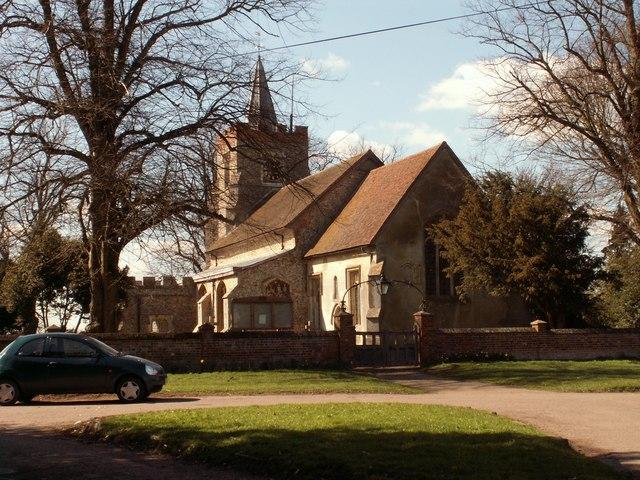 St. Mary the Virgin church, Henham, Essex