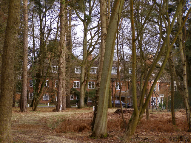 Ashurst Lodge, New Forest