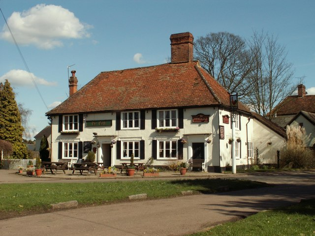 'The Cock' public house, Henham, Essex