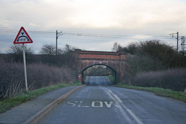 Railway Bridge, Old Dalby