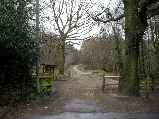 Stoke Park Wood, Bishopstoke