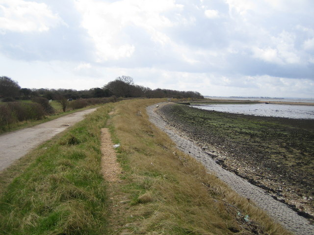 Hayling Island: Langstone Harbour & The Hayling Billy Trail