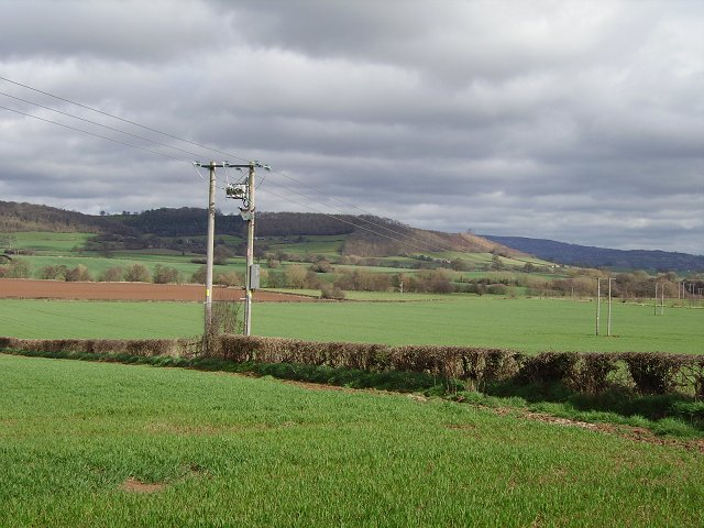 Corvedale arable