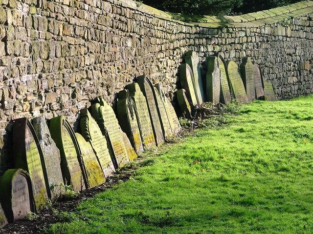 Priory Wall, Guisborough Church