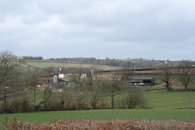 Sampford Peverell: Great Ridge Farm