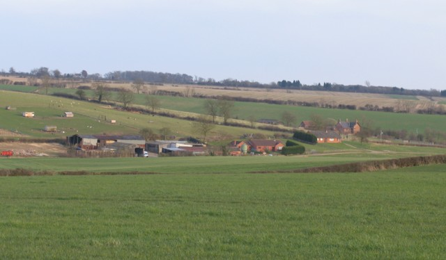 Goldsmith Grange and Debdale Farm on 7 April 2006
