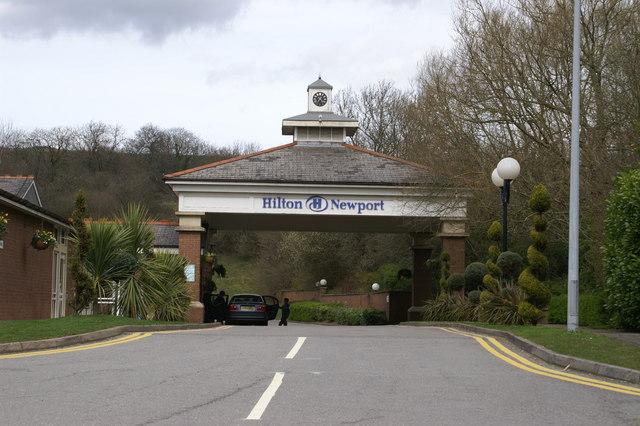 Hilton Hotel, Newport