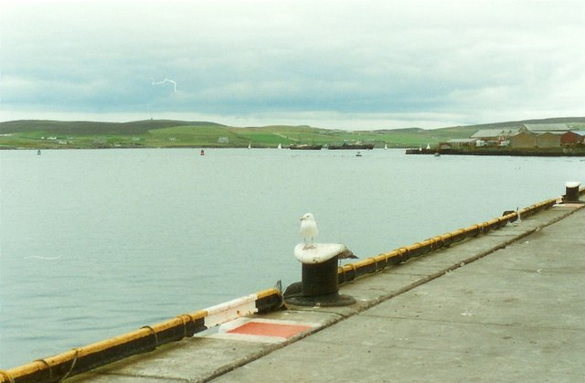 Holmsgarth Pier