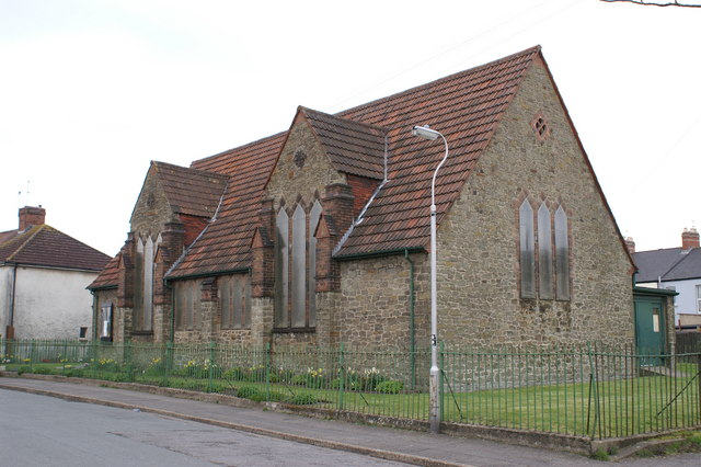 St Philip's Church in Newport