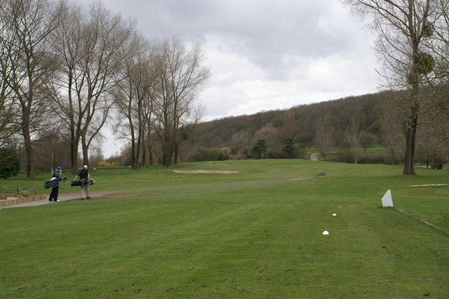 Llanwern Golf Club, 1st Tee