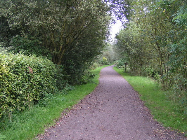 Sett Valley Trail