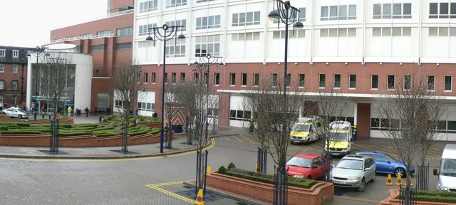 Jubilee Wing, Leeds General Infirmary