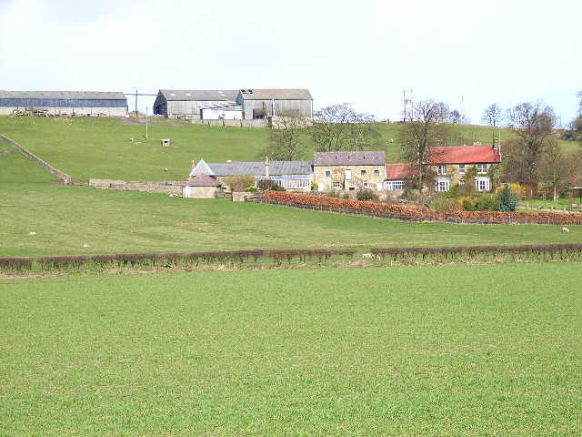 Burnigill Farm, near Sunderland Bridge