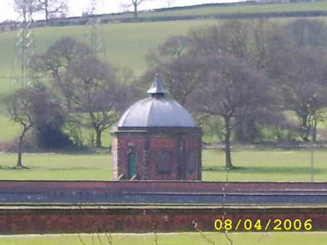 Building At Frankley Reservoir