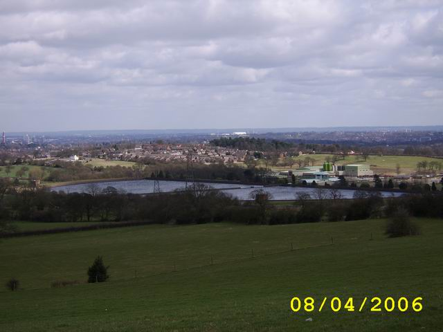 Frankley Reservoir