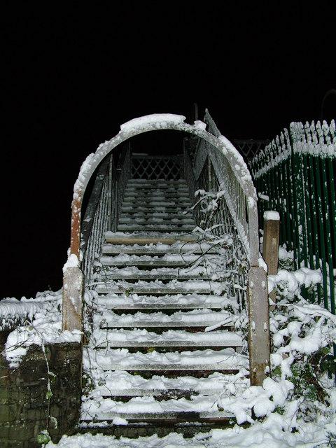 Seven Sisters Footbridge