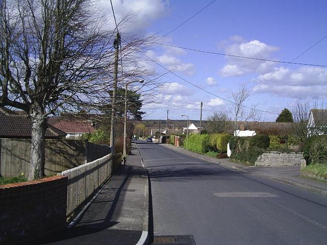 Chalk Pit Lane, Wool