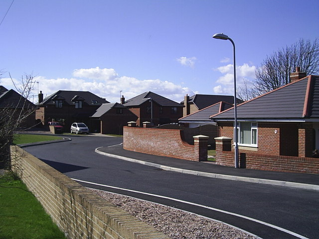 Bakers Close, Wool