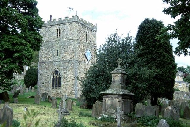 St. Thomas, Stanhope