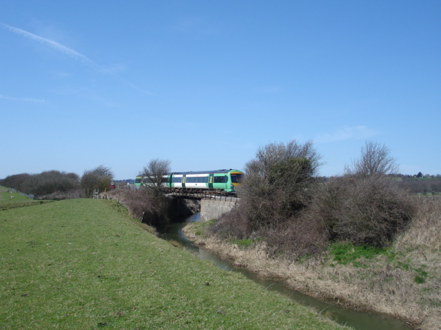 Railway Bridge Nr Udimore East Sussex