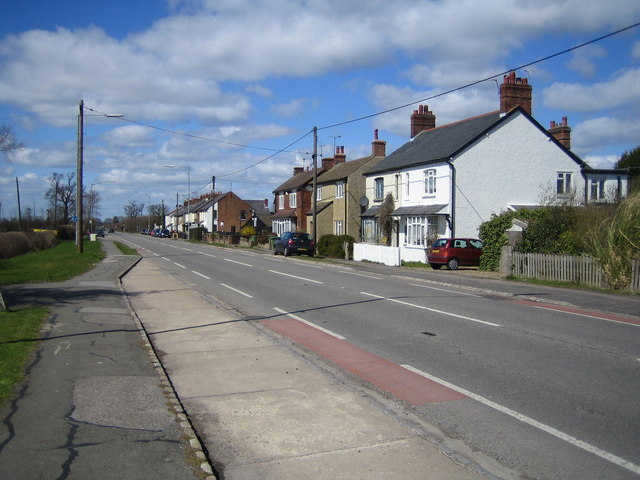 Aston Clinton: Aylesbury Road