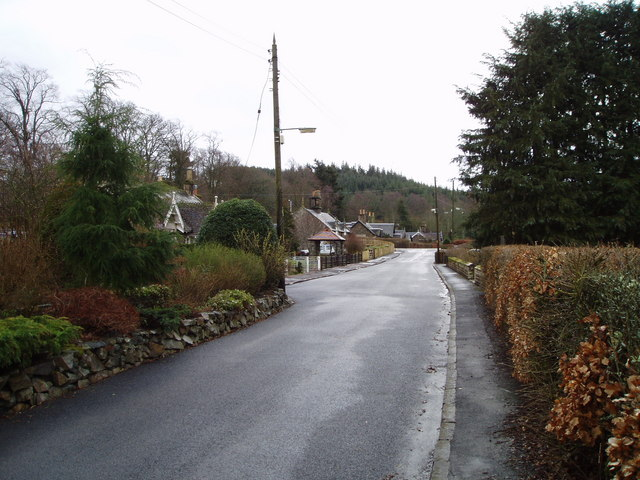 Lamington, South Lanarkshire