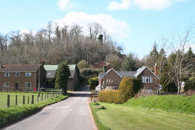 Stawley: Gamlins Farm
