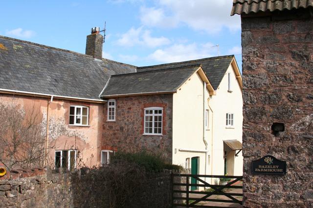 Thorne St Margaret: Bazeley Farmhouse