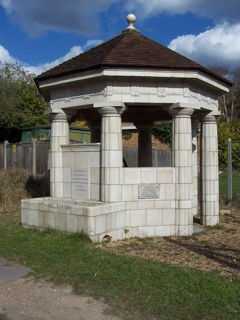 Wexham Street - War Memorial