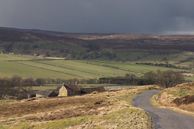 Brown Hill Farm - Westerdale