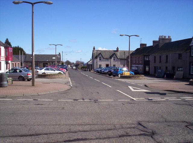 Letham Village Square