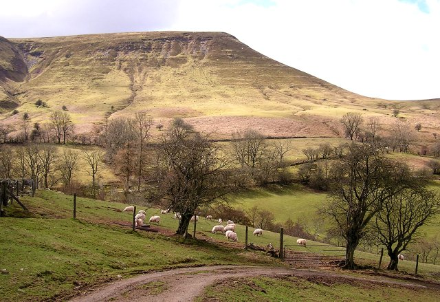 Twmpa or Lord Hereford's Knob