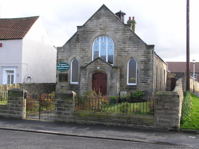 Ingleton : Primitive Methodist Chapel 1907.