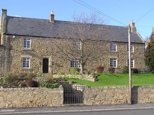 Old Hillside House : Ingleton, (dated 1627)