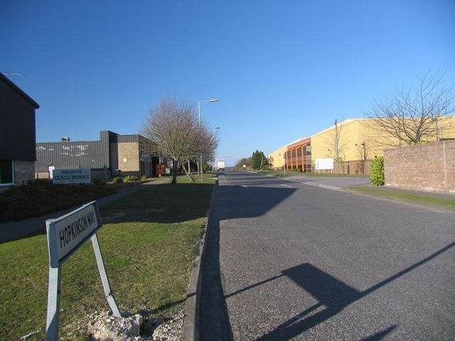 Hopkinson way - West Portway Industrial Estate