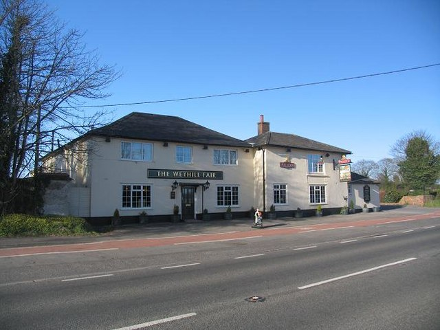 The Weyhill Fair Public House