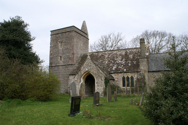 St. Mary's Church, Whitson