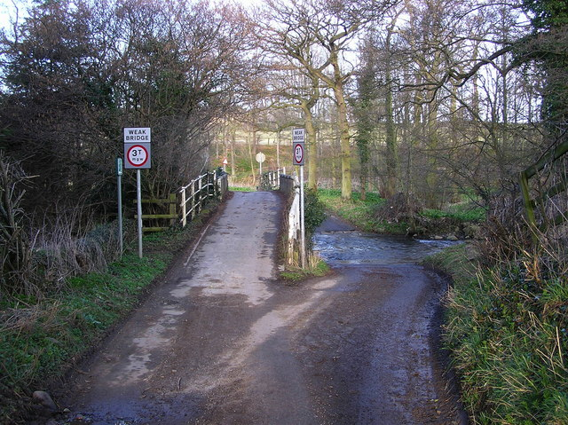 Ford : Langley Beck.