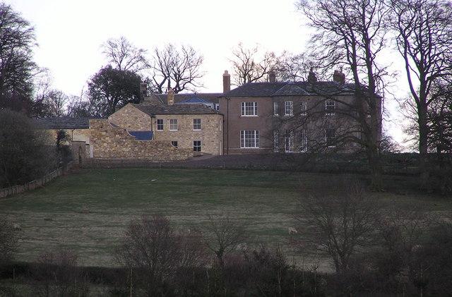Selaby Hall.