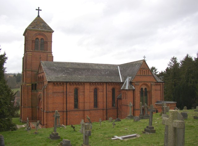 Church of St Peter and St Paul, Albury