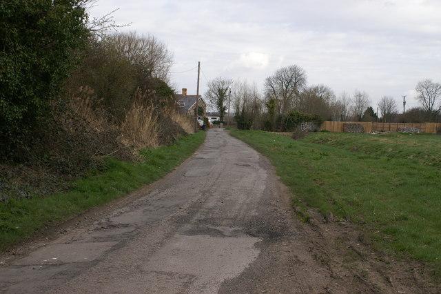 Saltmarsh Lane