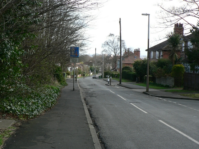King George Avenue, Chapel Allerton
