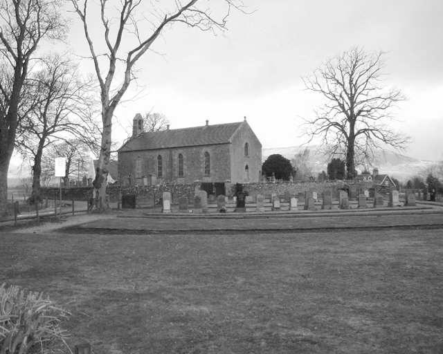 Lamington Church, South Lanarkshire