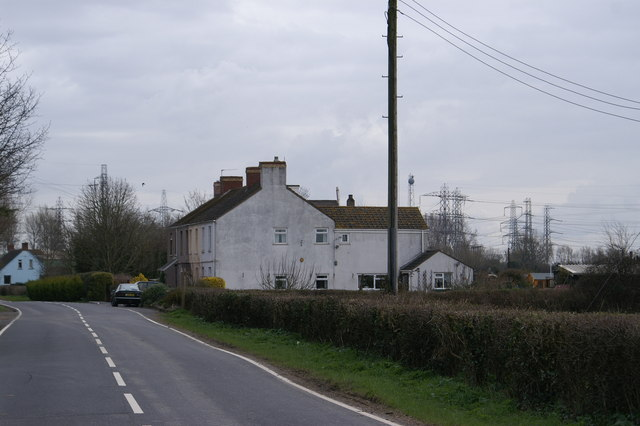Cottages, Broadstreet Common